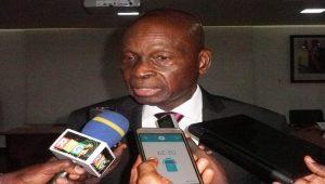Mamadi Camara, ministre de l'économie